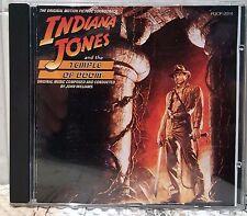 Indiana Jones and the Temple of Doom - Soundtrack - CD - Japan - John Williams