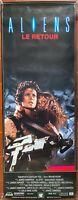 Plakat Gerollt Aliens Le Rückkehr Sigourney Weaver James Cameron 60x160cm