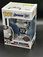 Funko Pop! Avengers: Endgame, War Machine, 461, Special Edition *Free Protector*