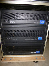 More details for qsc usa 900 amplifier with speakons 1/2