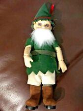 Goodreau bjd 7 1/2 inch doll Elf Doll In very Good Condition Christmas Elf?