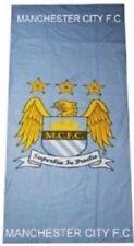 Manchester City F.C Club Fútbol Polar Suave con cremallera Adulto Bolsa De Dormir 150x60cm