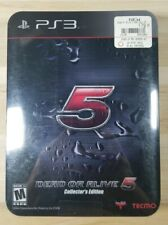 Dead or Alive 5 Collector's Edition (PlayStation 3 PS3) Brand New Sealed