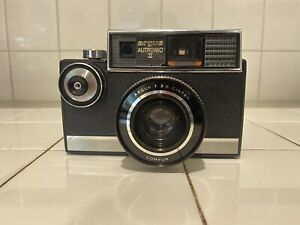 Vintage Argus Autronic II 35 Fixed Lens Automatic Rangefinder Works but Untested