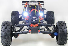 RC 1/8 1/5 LED Light System HPI BAJA LIGHTS 24 LED LIGHTS For Night Driving