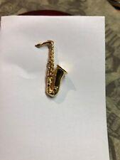 Sax Saxophone Music Instrument Tie Tac / Tack