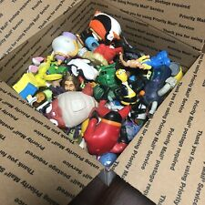 Lot Of McDonalds And Burger King Toys 6lbs Of Happy Meal Toys
