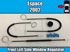 Renault Espace 2002 Front Left Window Regulator Replacement Repair Kit