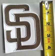 San Diego Padres MLB embroidered patch SD baseball logo padres padres patch