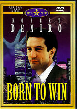 Born to Win (DVD, 1999), Brand New, Robert Deniro