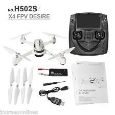 Hubsan X 4 H502S 5.8G FPV GPS Altitude Mode RC-Quadcopter avec 720P Caméra
