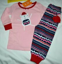 a0a28a68af7e Pink Holiday 12-18 Months Size Sleepwear (Newborn - 5T) for Girls
