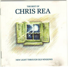 CHRIS REA ( NEW CD ) NEW LIGHT THROUGH OLD WINDOWS VERY BEST OF / GREATEST HITS