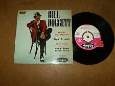 BILL DOGGETT  - EP FRENCH VOGUE 8128  / LISTEN - R&B POPCORN