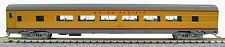 N Budd Passenger Chair Car Union Pacific (Yellow/Grey) (1-41489)