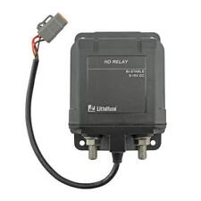 1 x Littelfuse 880088 Chassis Mount Latching Power Relay, 300A, 24V DC Truck