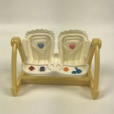 Fisher Price Loving Family Dream House Replacement Twin Swing Highchair Babies