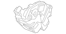 Genuine Volvo Door Lock Actuator Motor 31349869