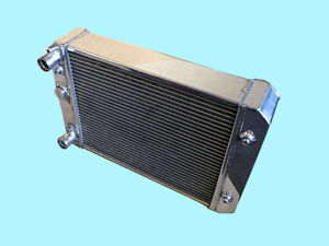 VW POLO DERIVED WESTFIELD & OTHER KIT CAR, 42MM ALUMINIUM RACE RADIATOR UK MADE.