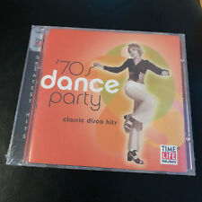 70s DANCE PARTY Classic Disco Hits CD BRAND NEW and SEALED