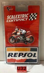 SCALEXTRIC 3710 MOTO HONDA GP REPSOL COMPACT