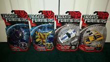 Transformers Movie 1 Deluxe Jolt Divebomb Walmart Jazz Target Bumblebee MISP