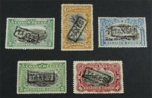nystamps Belgian Congo Stamp Unlisted Mint OG H Rare   L23y160