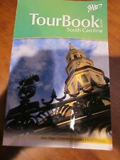 AAA TOUR BOOK GUIDE SOUTH CAROLINA 2013 USED