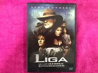 LA LIGA DE LOS HOMBRES EXTRAORDINARIOS DVD SEAN CONNERY