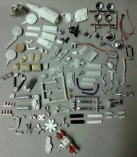 Junkyard Parts - Assorted Engine Parts Including A Complete Chevy V-8