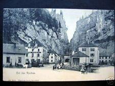 Switzerland~1908 COL DES ROCHES~HOTEL FEDERAL~Barriere