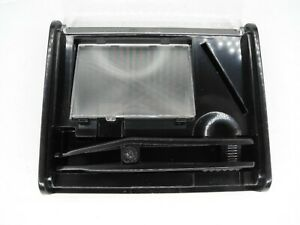 Minolta Maxxum Dynax Alpha 9 Camera Focusing Screen G? w/ Box & Case