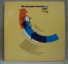 808 STATE - Lift / Open Your Mind 1991 TECHNO RAVE CLASSIC - ZTT Germany 12""