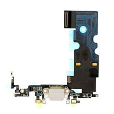 """Lightning Charging Port Dock Flex Cable Replacement for iPhone 8 4.7"""" (White)"""