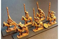 15mm Fantasy Dwarian Ram Cavalry with Spear and Shields (35 figures)