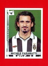 CALCIATORI Panini 2000-2001 - Figurina-sticker n. 156 - PARAMATTI -JUVENTUS-New