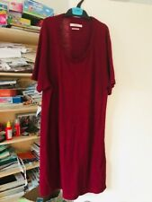 Isabel Marant Etoile Burgandy t-shirt MEDIUM