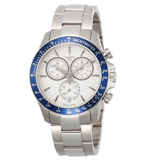 Tissot T-Sport V8 T1064171103100 Blue Chrono Stainless 42mm Swiss Mens Watch