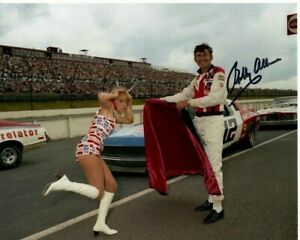 BOBBY ALLISON signed autographed NASCAR WINSTON CUP SERIES photo