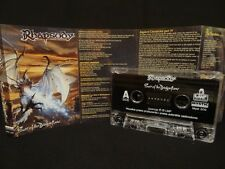 RHAPSODY Power Of The Dragonflame / 2002 / MC, CASSETTE ( EX ) SONATA ARCTICA