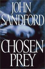 Chosen Prey by John Sandford (2001, Cassette, Abridged)