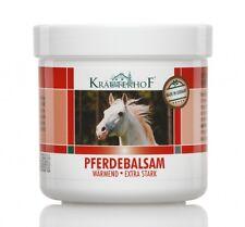 500 ml Kräuterhof Pferdebalsam Balsam wärmend extra stark Massage Gel Creme 0,5l