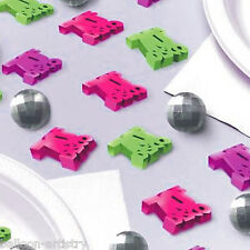 4 Packs Groovy 70's Disco Mirror Balls Party 3D Confetti Table Sprinkles