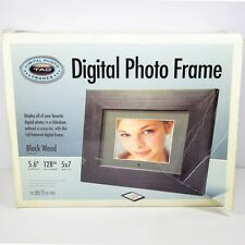 TAO Electronics 5 inch by 7 inch Digital Photo Frame New In Original Packaging