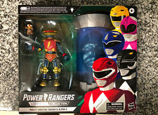 MMPR Lightning Collection Mighty Morphin Power Rangers Zordon & Alpha 5 Rare HTF