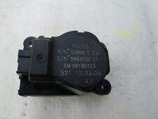 SAAB 9-3 vector 1.9TDI 2005 heater actuator flap motor