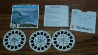 VTG Sawyer's A655 Niagara Falls USA Side New York view-master 3 Reels Packet '71