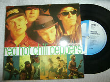 RED HOT CHILLI PEPPERS / HIGHER GROUND / MILLIONAIRES AGAINST HUNGER   EX