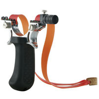Slingshot Hunting Catapult Outdoor Sling Shot with Lamp Aiming Archery  Shooting