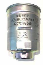 GENUINE SUBARU DIESEL FUEL FILTER 42072AG060 (OUTBACK & FORESTER) NEW